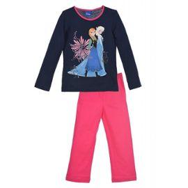 Pyjama Long La Reine Des Neiges Marine Achat et vente