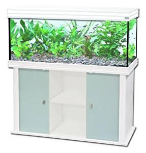 Aquatlantis Aquarium + Meuble Evasion Lux 120 X 50 Noir