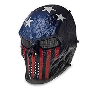 Masque Tactique Militaire Protection Visage pour BB