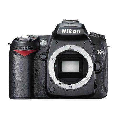 Nikon D90 Reflex 12.3 Mpix Objectif AF S DX 18 200 mm Nikon