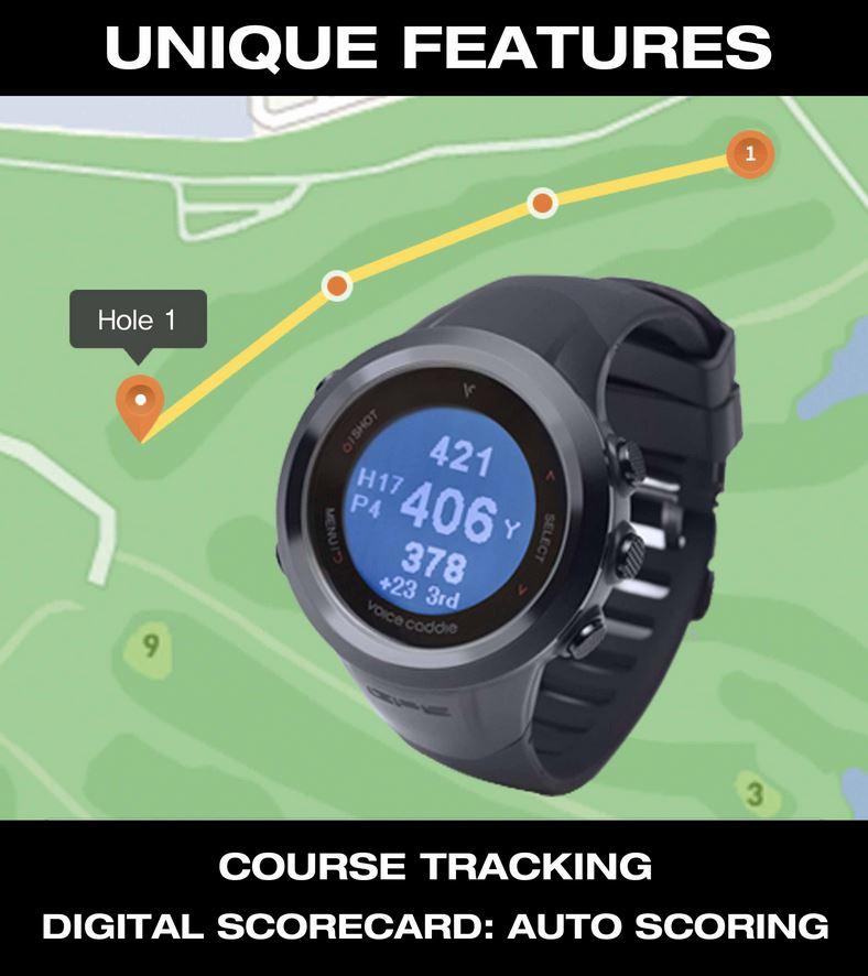 * nouveau * voix caddie T2 hybride Montre GPS Golf