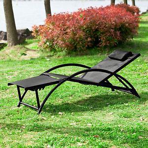 relax chaise longue, Transat Transat, Chaise de jardin, Chaise Longue