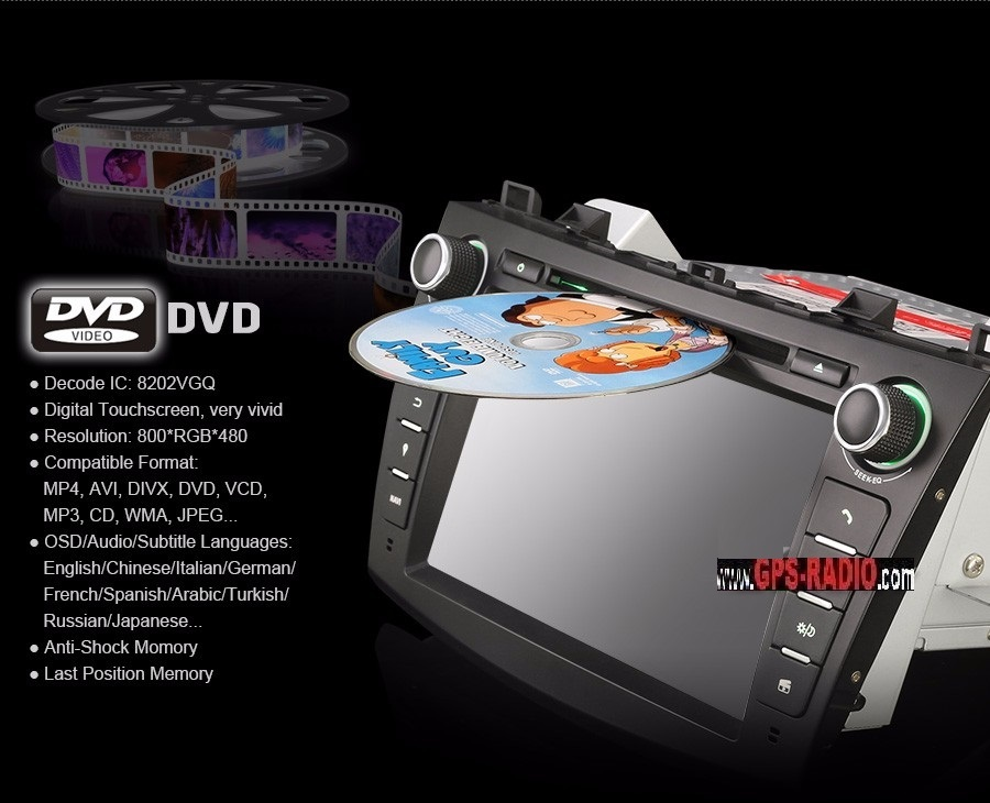 ANDROID 5.1 MAZDA 3 2010 2013 8″ GPS DVD RADIO DVR WIFI INTERNET 3G