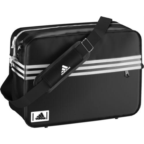Adidas performance Sac bandoulière Enamel 3 Stripes Médium Noir