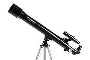 Celestron Power Seeker 50AZ Télescope/Jumelles 600 mm