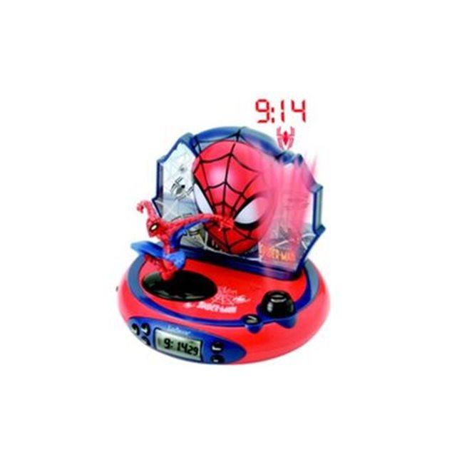 Radio réveil projecteur lexibook spiderman Lexibook