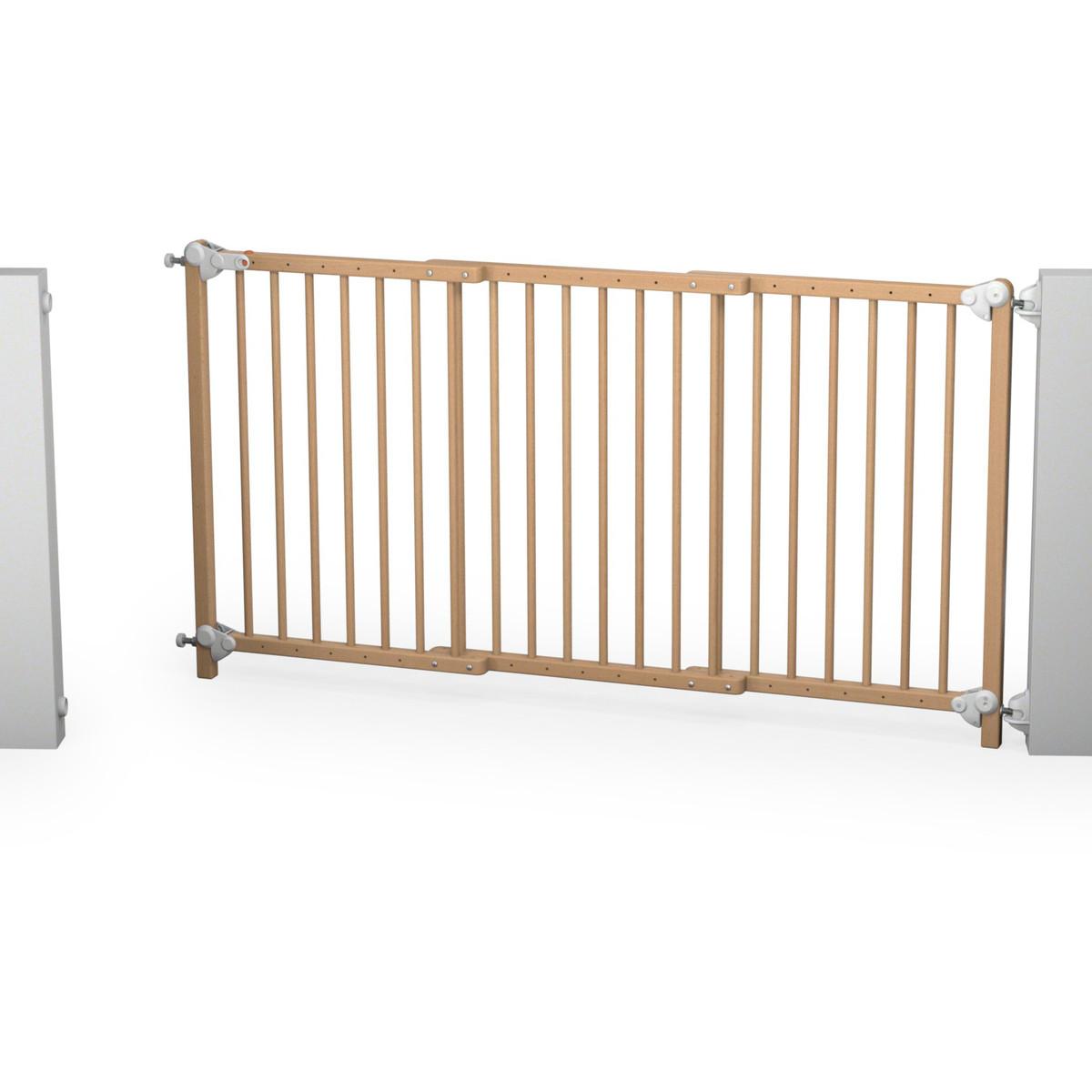 Barrière avec extension grande largeur 70 à 152 cm AT4 pas cher à