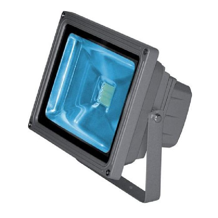 Projecteur a led exterieur topiwall for Spot led bleu exterieur