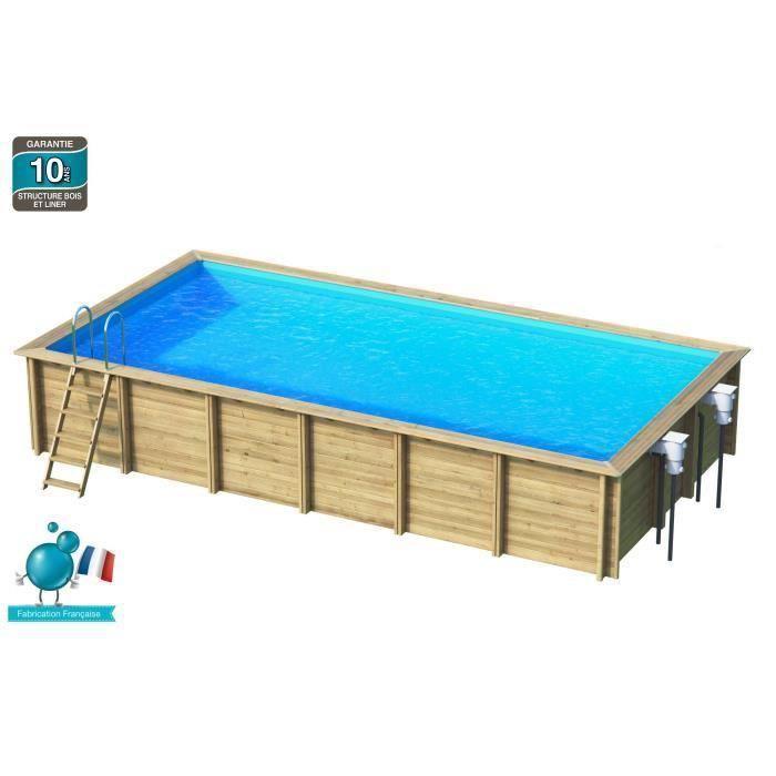 piscine hors sol rectangulaire topiwall. Black Bedroom Furniture Sets. Home Design Ideas