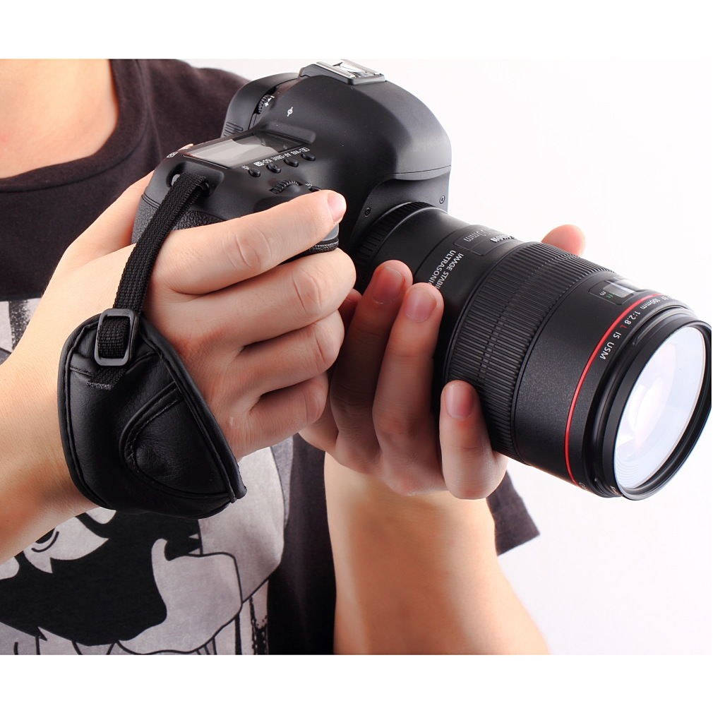 Camera hand grip strap for dslr Nikon, Canon, Pentax, Sony, Samsung