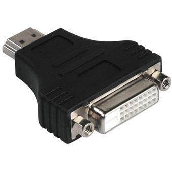 Fnac Adaptateur DVI D (femelle) vers HDMI (mâle) Cables vidéo