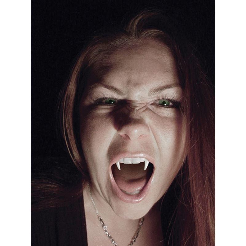 Effets spéciaux Crocs rétractable Vampire monstre dents Halloween