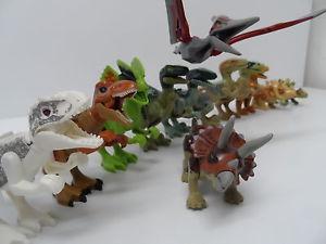 Dinosaure LEGO & compatible Jurassique Raptor World Island Park T rex