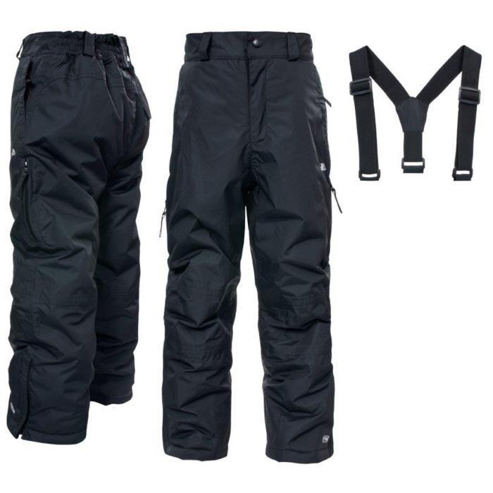 TRESPASS Pantalon Ski TRS TP50 Enfant Garçon Prix pas cher