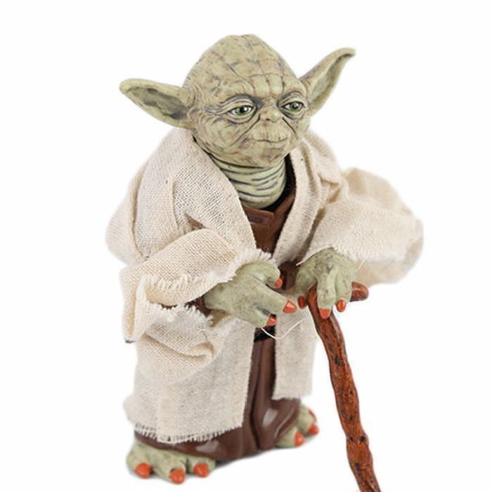 Star Wars Yoda Figurine Jouet Pour Enfant La Guerre des Etoiles Le