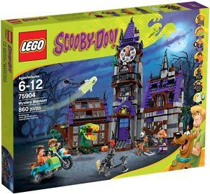 LEGO scooby doo 75904 hanté/Mystery manoir NEUF & OVP