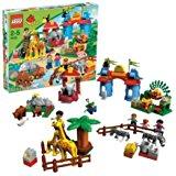 Lego 5635 Jeu de construction Duplo Legoville Le zoo géant