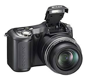 Nikon Coolpix L100 Appareil photo bridge numérique 10 Mpix Zoom