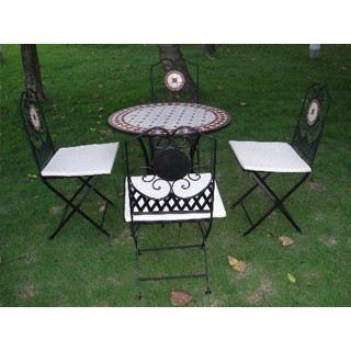 / Vente table de jardin Table de jardin fer forgé e?