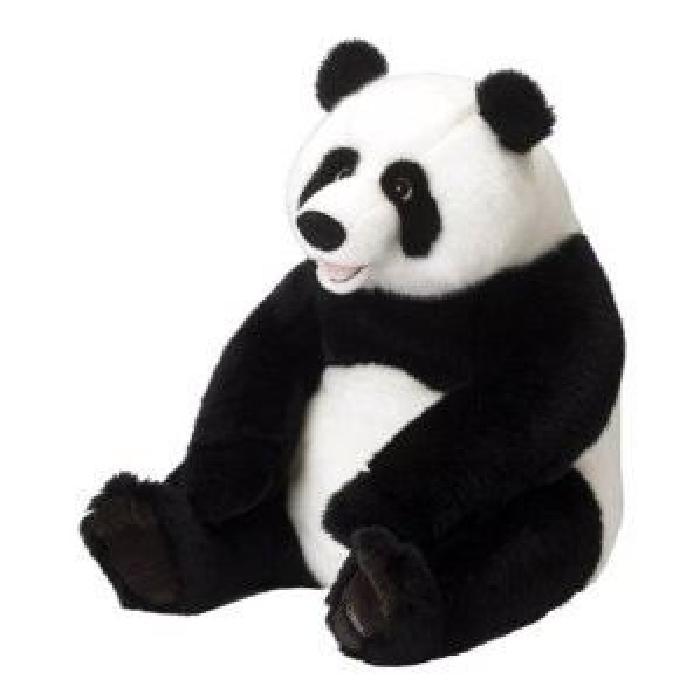 Peluche Géante 80cm Panda Achat / Vente peluche