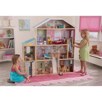 maison de poupées majestueuse mathilda maison de poupée soyez le