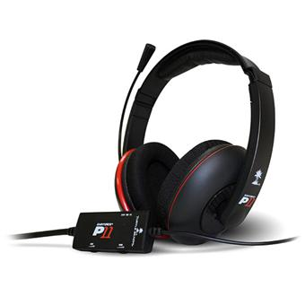 Casque micro EarForce P11 Turtle Beach pour PS3 et PC Casque Gaming