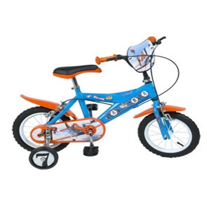 VELO 12 POUCES PLANES AVION ENFANT GARCON Achat / Vente vélo enfant