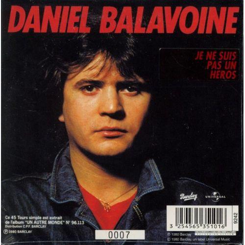 pour Je Ne Suis Pas Un Héros Lipstick Polychrome Daniel Balavoine
