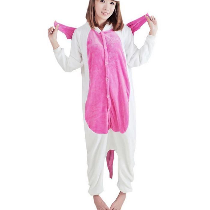 Pyjama chaud femme topiwall for Pyjama femme chaud