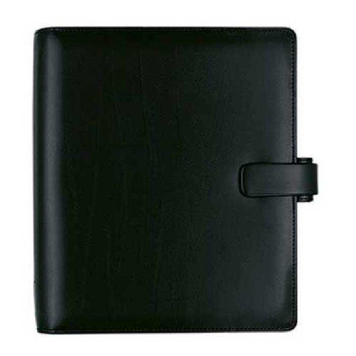 026968 Metropol Organiseur Noir A5 Import Royaume Uni FILOFAX A5