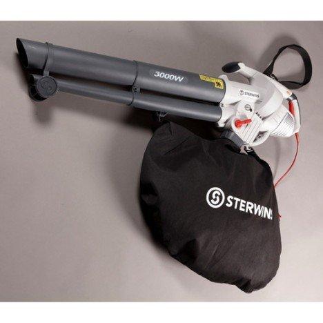 Aspirateur souffleur broyeur electrique STERWINS 3000 as 2   Leroy