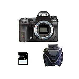 PENTAX K3 Noir Nu + Sac + Sd 4Go: High tech