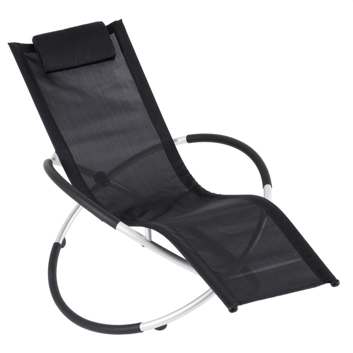 chaise longue de jardin en aluminium haiti votre nouveau petit coin de