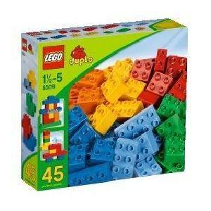 Boîte de Complément LEGO® DUPLO® 5509 Achat / Vente assemblage