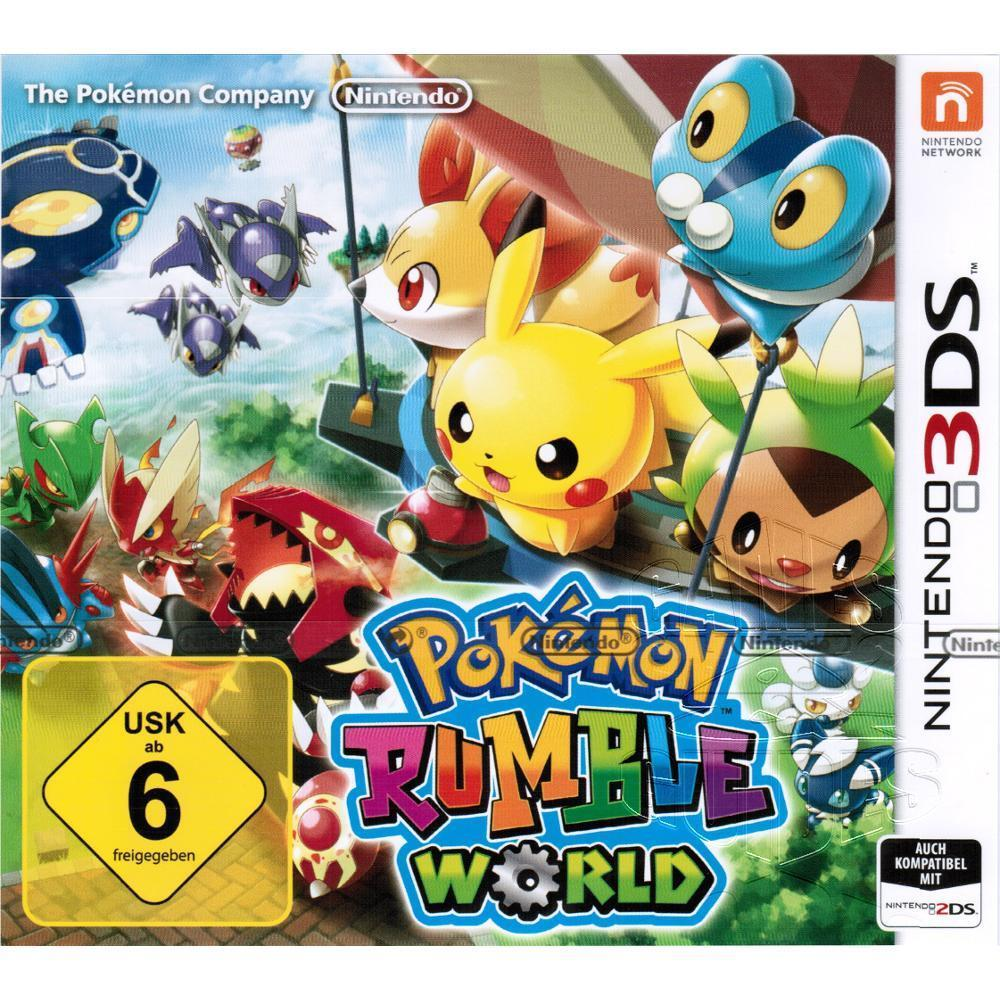 Pokemon Alpha Saphir komplett in Deutsch für Nintendo 3DS (XL) 2DS