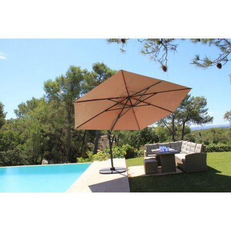 Parasol Deporte Inclinable Topiwall
