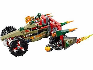 LEGO 70135 CHIMA Cragger?s Fire Striker Toy Building