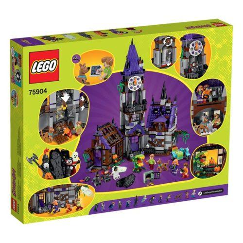 Lego Scooby Doo 75904 La Maison Mystérieuse pas cher Achat