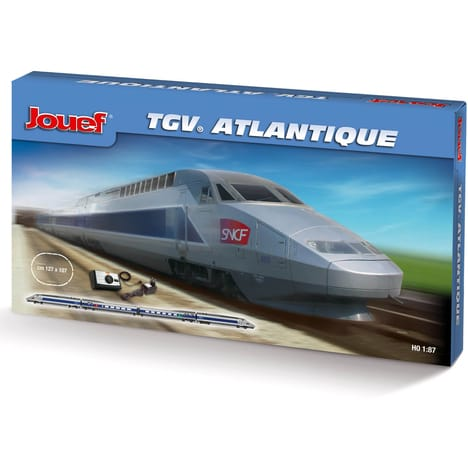 Circuit de train : TGV Atlantique JOUEF pas cher à prix