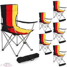 Chaise de camping avec housse pliante fauteuil pliable siege de plage
