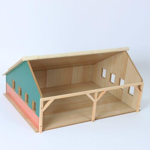 Mgm ferme en bois 1/32 pas cher Achat / Vente Bricolage et jardinage