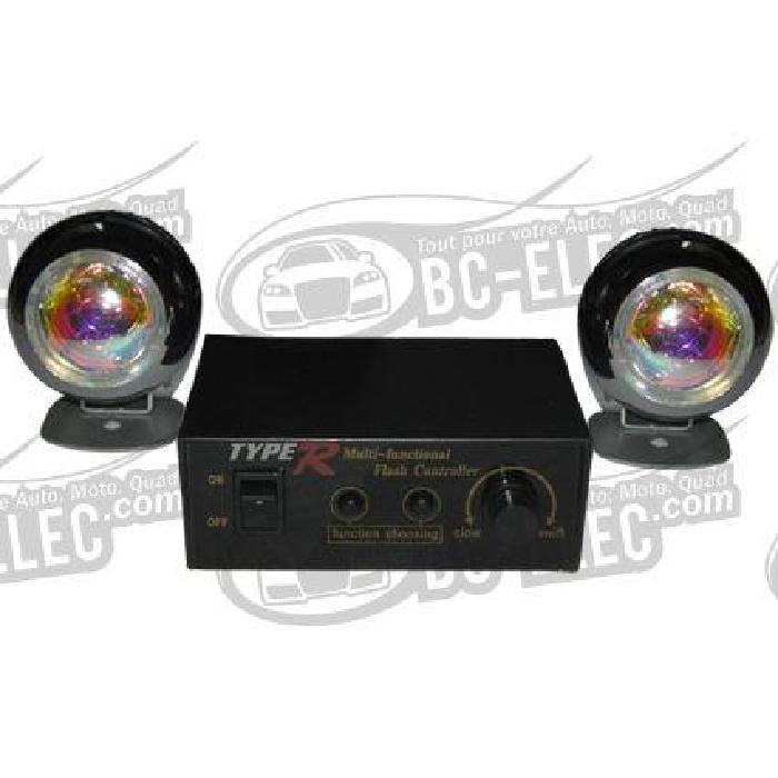 Bc elec HS510145 Stroboscope Type R Rond Achat / Vente ampoule