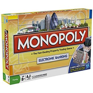 Monopoly Electronique Version Anglaise Monopoly Here & Now