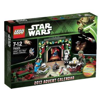 LEGO® Star Wars 75023 Calendrier de l'Avent Lego Achat & prix