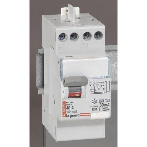 Interrupteur différentiel LEGRAND, 30 mA 40 A A |
