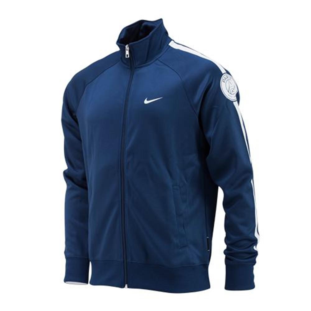 Veste De Survêtement Nike Psg Core Trainer 624358 410