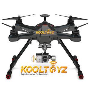 Walkera drone x4 Scout Drone Quadcopter pour carte GPS