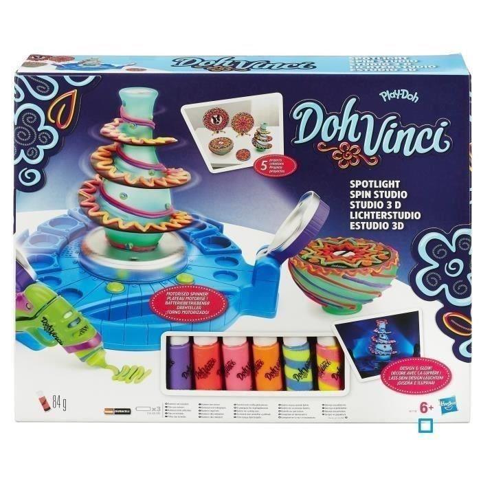 DOH VINCI Studio 3D Achat / Vente support à décorer