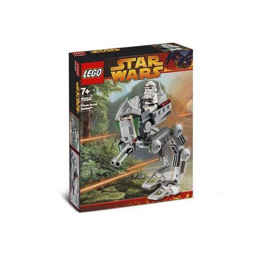 Lego Star Wars 7250 Clone Scout Walker Lego