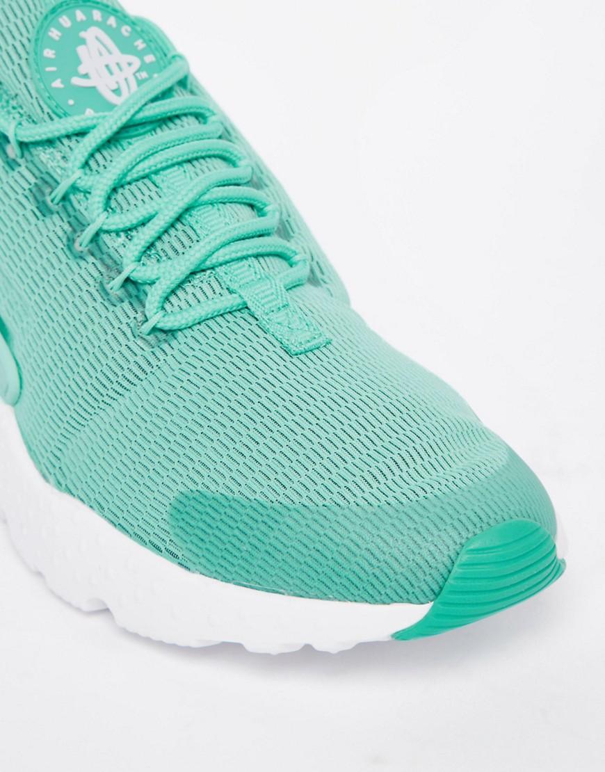 Nike | Nike Hyper Air Huarache Ultra Baskets Turquoise chez ASOS